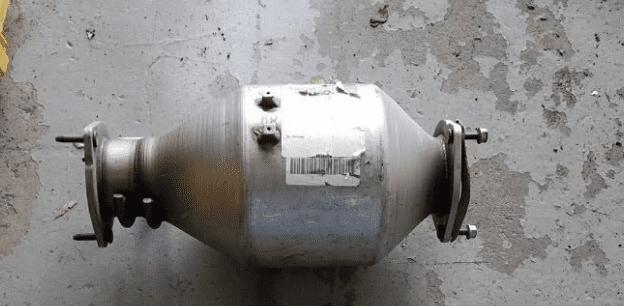 DPF Catalytic Converter
